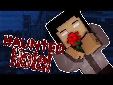 Haunted Hotel - GIZZY GAZZA'S FUNERAL! #16 | Original Minecraft Roleplay