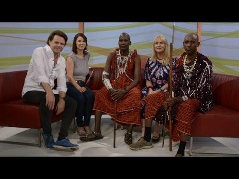 Massai und Angelika Wohlenberg | Gott sei Dank - ganze Sendung
