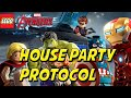 LEGO Marvel's Avengers - House Party Protocol Achievement