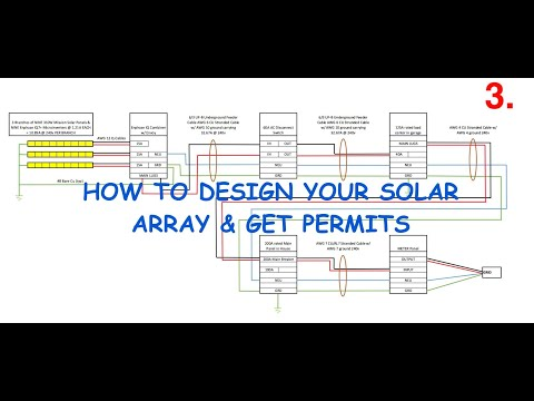 DIY SOLAR - How to Design Your System & Obtain Permits