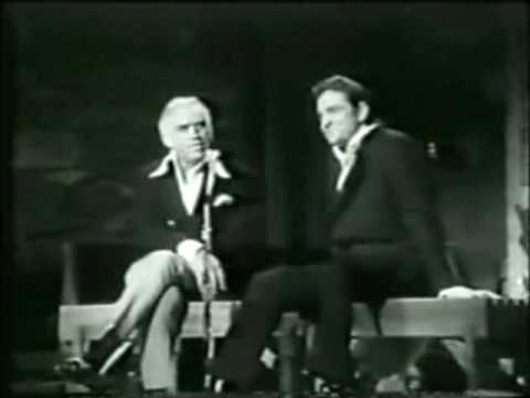 Lorne Greene; Johnny Cash - Way Out West
