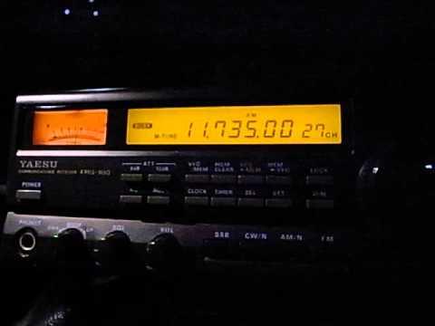 11735kHz ZBC Radio, Zanzibar jingle & ZBC Top Ten