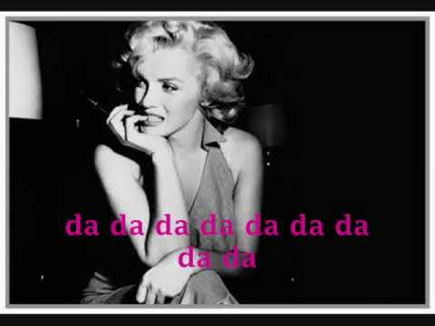 Marilyn Monroe My heart belongs to daddy Lyrics