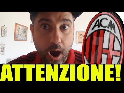 [ATTENZIONE!] ECCO PERCHÈ HA DETTO QUELLO COSE! || Calciomercato Milan