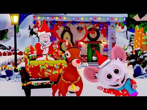 Jingle Bells   Christmas Carols   Christmas Songs   Santa Clause Christmas Music