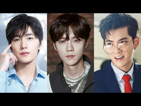 Top 8 Young Hansome Chinese actors 2018