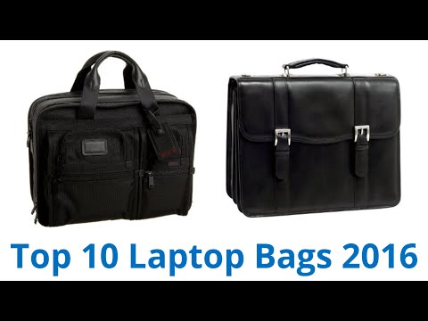 10 Best Laptop Bags 2016