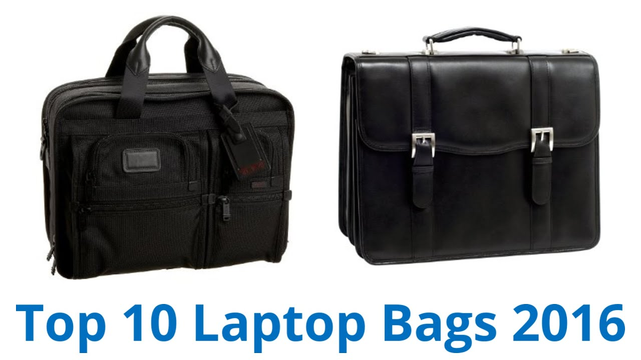 10 Best Laptop Bags 2016 - YouTube