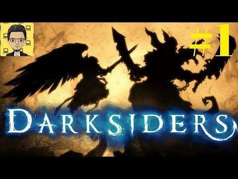 Darksiders en español Gameplay #1 2018