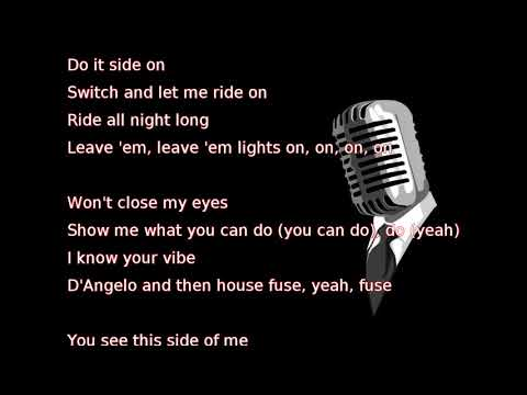 H.E.R. - Lights On (lyrics)