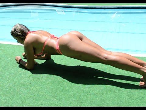 Gluteos y Abdomen Fuertes - Bikini Fitness