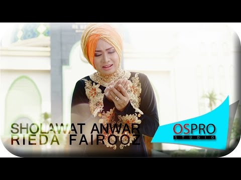 RIEDA FAIROOZ | SHOLAWAT ANWAR | Official Video