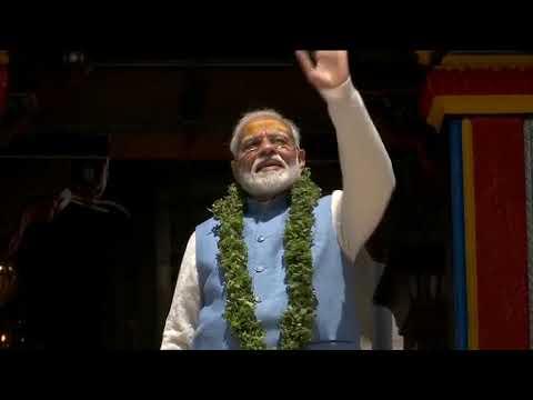 PM Narendra Modi visits Badrinath Temple Uttarakhand: 19 May 2019