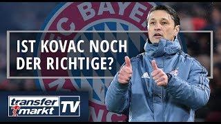 Bayern-Bosse beraten über Kovac-Zukunft - Ist er noch der Richtige? | TRANSFERMARKT