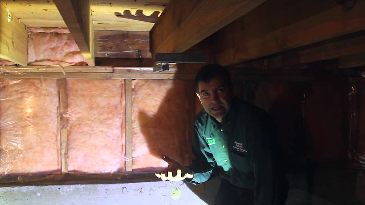 How To Ruin A Rim Joist -- Island Basement Systems On The