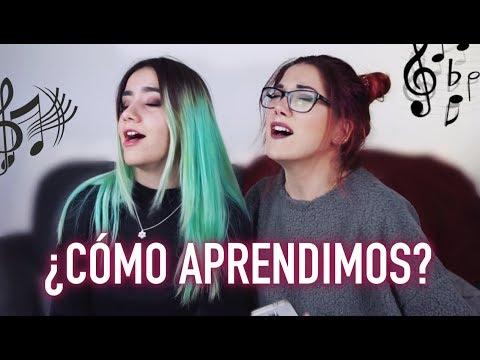 ¿CÓMO APRENDIMOS A CANTAR? (con mi hermana) | Carla Laubalo