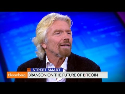 Sir Richard Branson: I Think Bitcoin Is Working