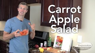How To Make Carrot Apple Salad