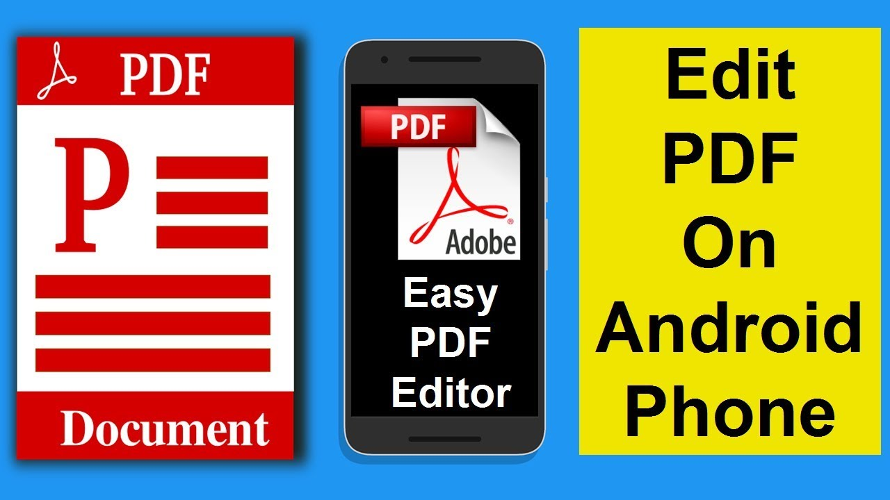 Pdf File For Android Phone