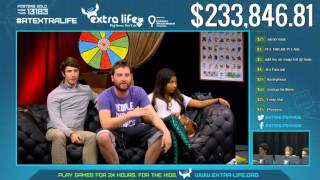 Rooster Teeth Extra Life 2015 Stream Hour 13