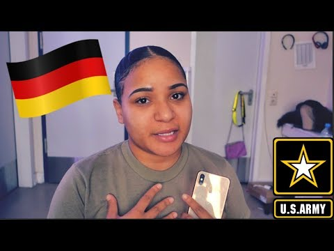 PCS To Germany? What To Expect... | Grafenwoehr