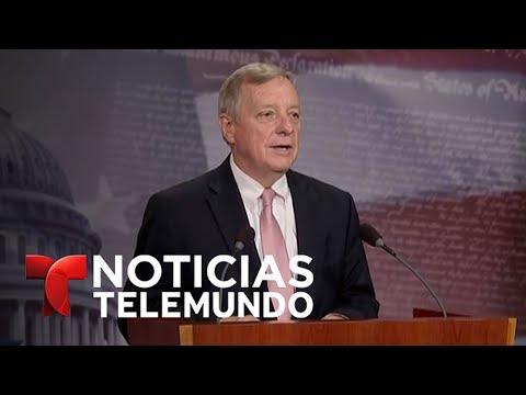 Senadores Graham y Durbin reviven plan de ayuda a Soñadores   Noticiero   Telemundo