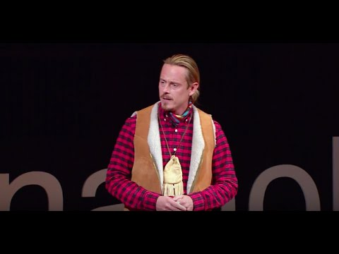 How wilderness skills enable personal transformation | Creek Stewart | TEDxIndianapolis