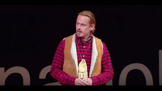 How wilderness skills enąble personal transformation   Creek Stewart   TEDxIndianapolis