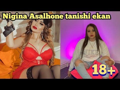 Asalhoney Nigina Bilan Tanish Ekan (SHOK) 18+