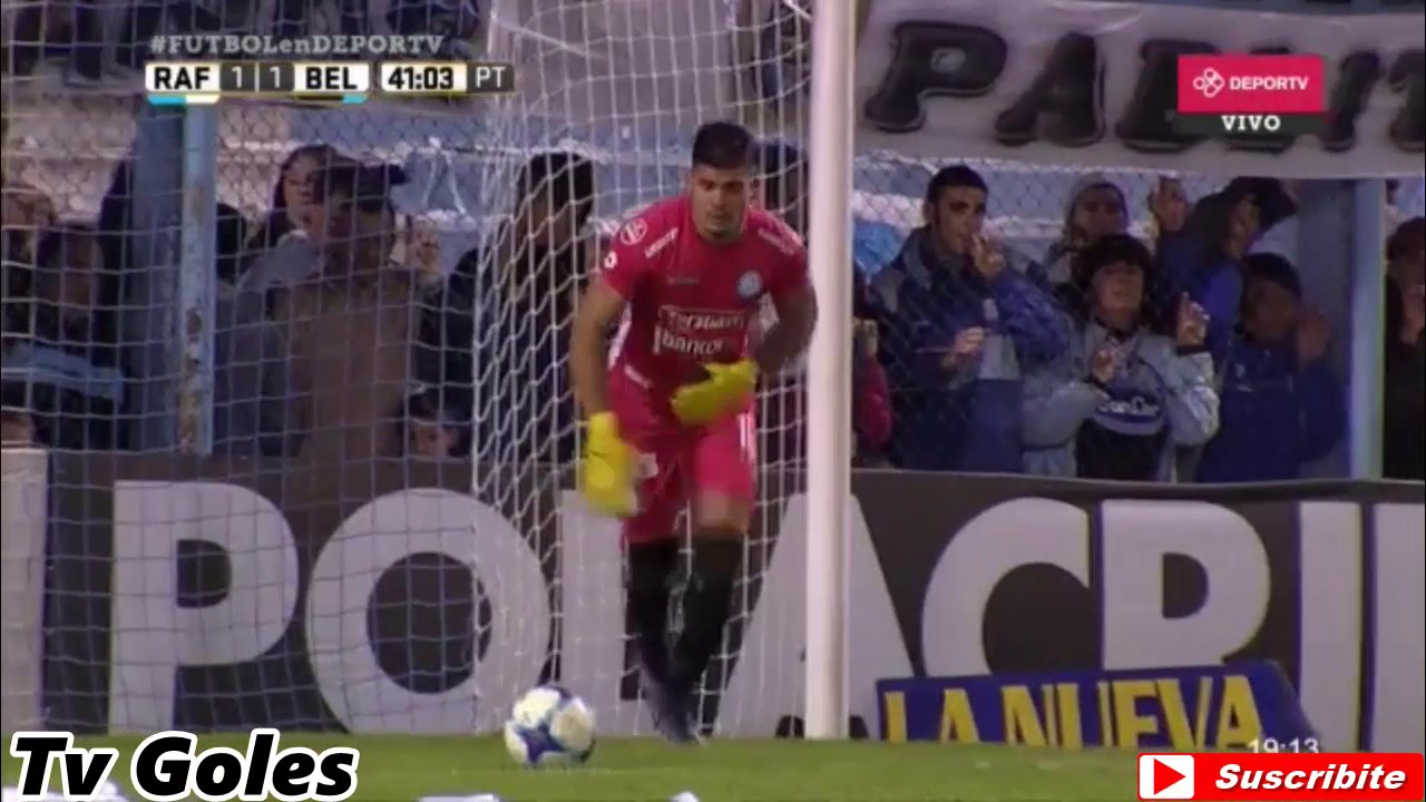 Atletico Rafaela 1-2 Belgrano