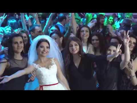 Rashad & Nargiz WEDDING DAY BAKU ROMANCE PALACE 29.04.2017