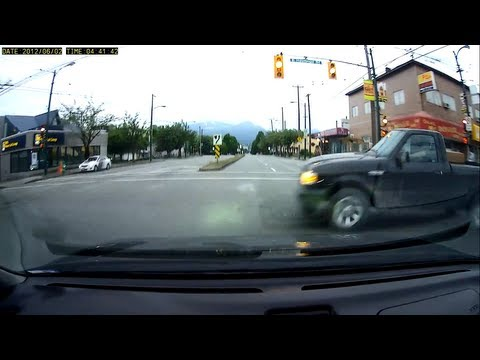 Greater Vancouver Car Crash Compilation 2