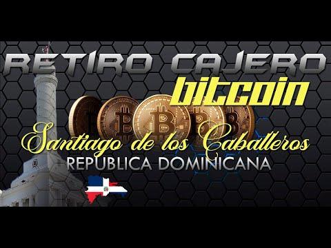 Cajero De Bitcoin En Santiago De Los Caballeros -  República Dominicana