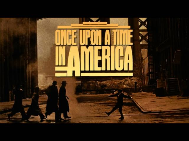 ennio morricone once upon a time in america mp3
