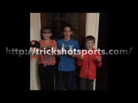 Gavin Lewis  TrickShotSports basketball and soccer