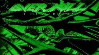 Overkill - I Hear Black (lyric video)