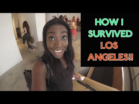 How I Survived Los Angeles + Exclusive LA Parties