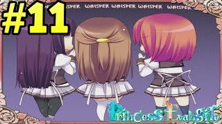 Princess Evangile W Happiness Steam Edition - Part 11 - LA TOUTE SOEUR GRANDE FLEUR - Anime - Game
