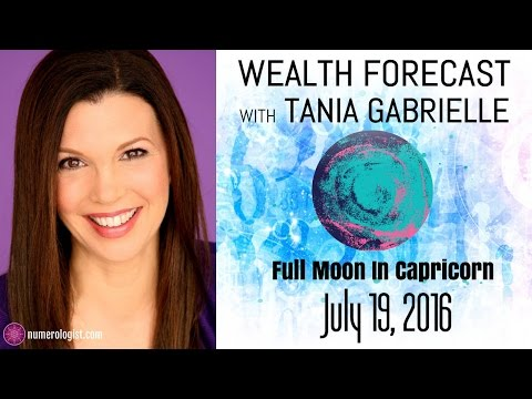 Your Capricorn Full Moon Wealth Forecast (July 19, 2016) - Courage, Freedom & Fire