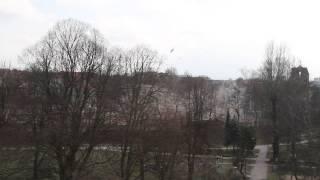 wyburzenie rozbiórka komina Elbląg