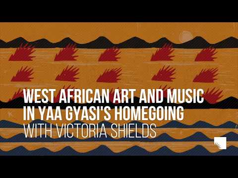 West African Art and Music in Yaa Gyasis Homegoing  Ann Arbor District Library