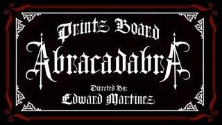 Printz Board - Abracadabra - Steve Miller