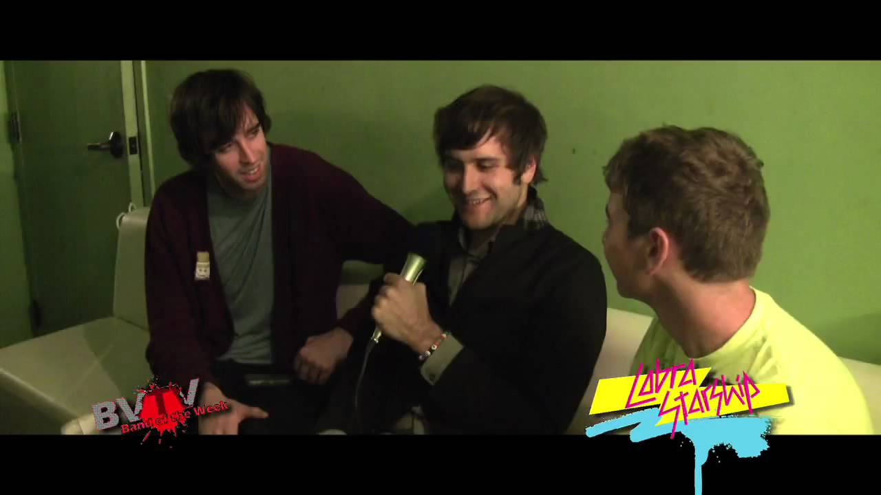 Cobra Starship Interview #1 - BVTV