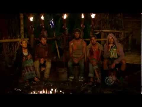 Survivor Caramoan Brenda's elimination