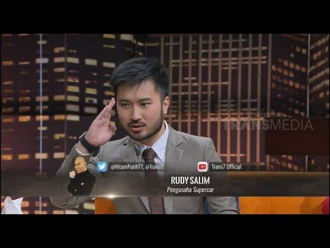 Rudy Salim, Pebisnis Muda Berpenghasilan Miliaran Rupiah   HITAM PUTIH (06/11/18) Part 2