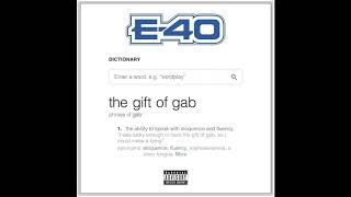 "E-40 ""When Life Shows Up"" Feat. Mike Marshall & Dr. Cornel West"