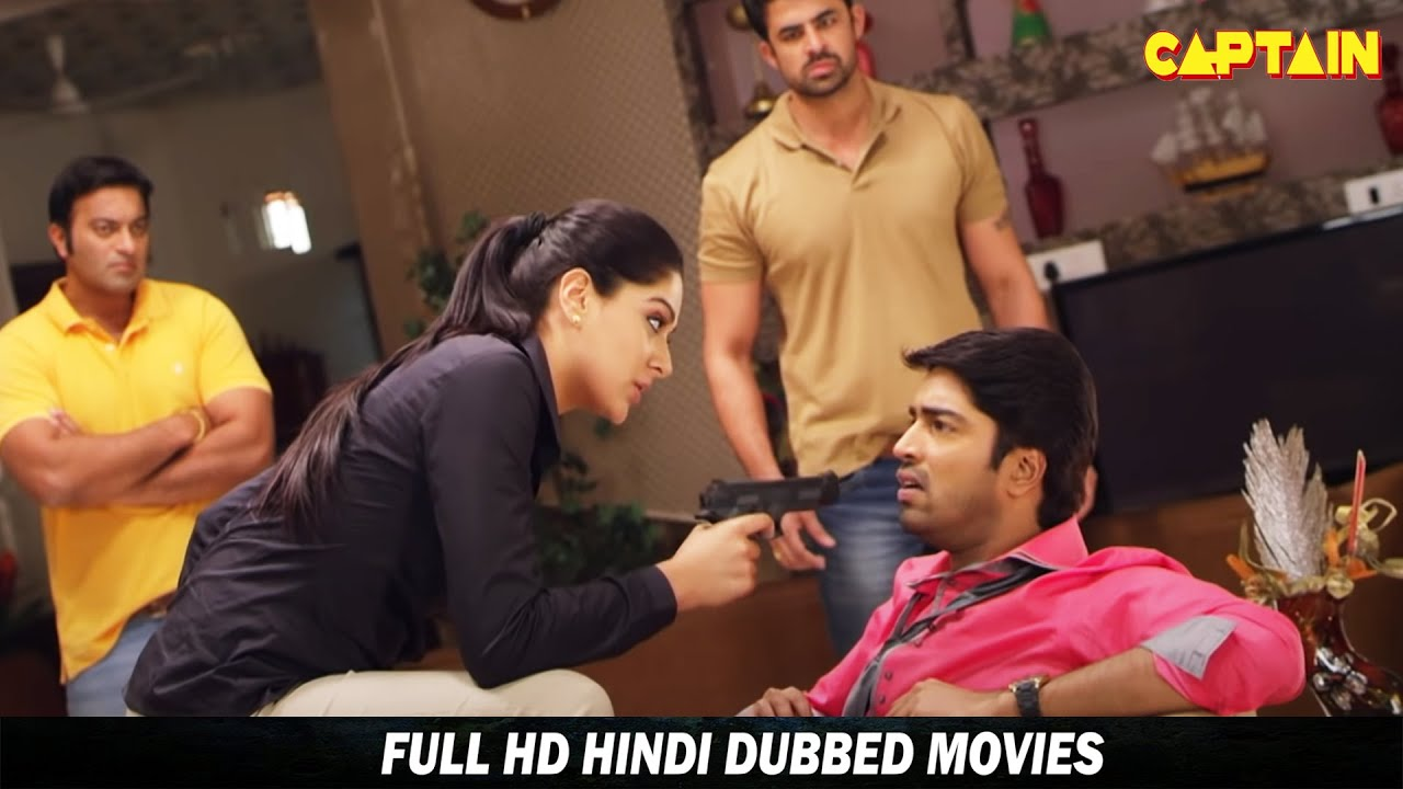 "अल्लारी नरेश, मदलसा शर्मा की नई रिलीज़ हिंदी डब फिल्म "" शस्त्र The Revenge "" #Allari Naresh Movie"