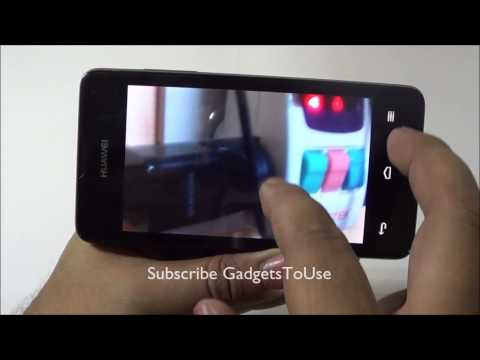 Huawei Ascend Y300 Camera Review With Photo, Video Samples in Daylight and Low Light