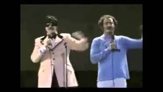 Andy Kaufman and friends at Carnegie Hall