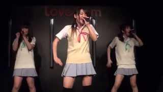 20140330(日) 松本知香卒業ライブ2部 松本知香・森下華奈子・前田愛奈.